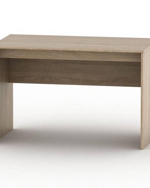 Kondela Tempo Asistent New 21 PI písací stôl dub sonoma