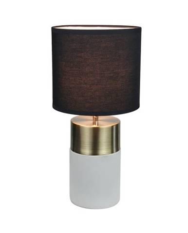 Qenny Typ 20 stolná lampa čierna