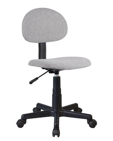 Salim kancelárska stolička sivá