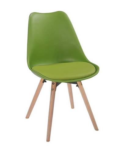 Semer New jedálenská stolička olivová