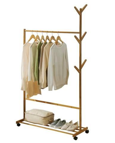 Vikir Typ 3 pojazdný stojan bambus