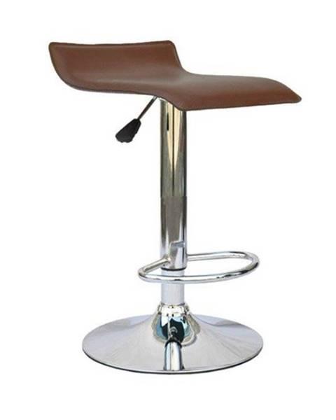 Kondela Laria New barová stolička hnedá