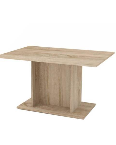 Tempo Kondela Modern jedálenský stôl dub sonoma