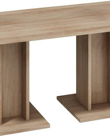 Bond BON-03 jedálenský stôl sonoma svetlá