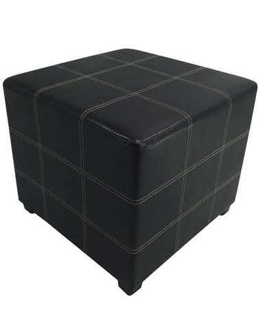 Nela New taburetka čierna
