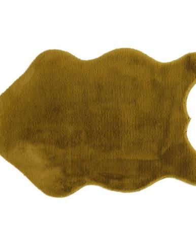 Rabit Typ 8 New umelá kožušina zelená