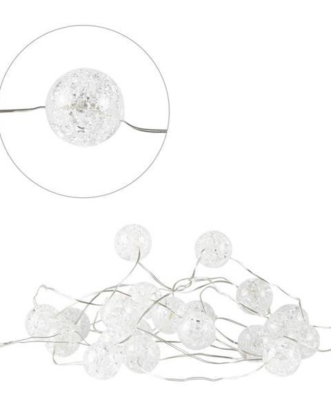 Villa Collection Svetelná LED reťaz Villa Collection Frozen, 20 svetielok