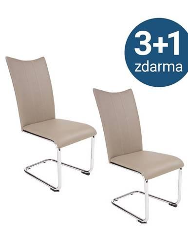 Hojdacia Stolička Iris 3+1 Zdarma (1*kus=4 Produkty)