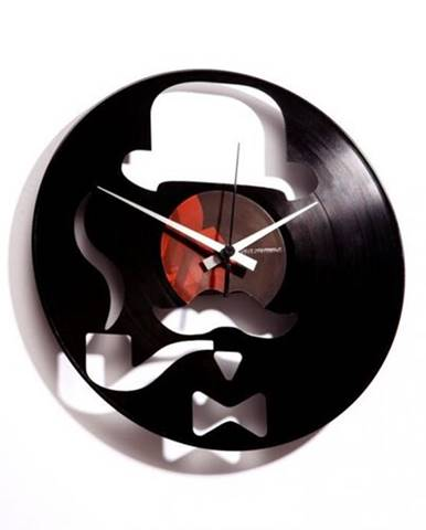 Discoclock 013 Harry nástenné hodiny