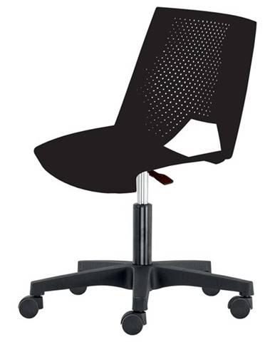 Kancelárska stolička GREVE čierna