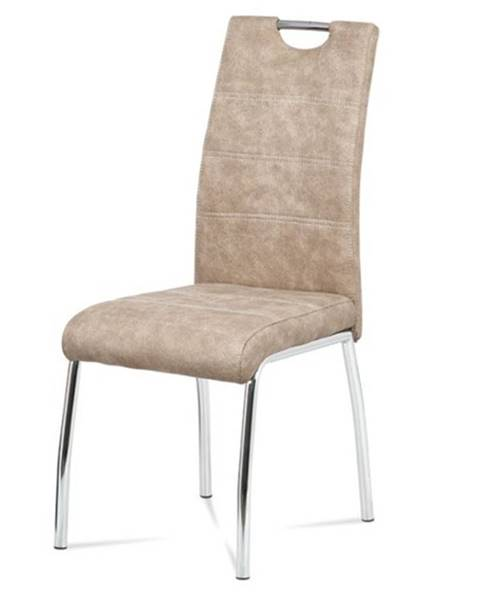 Sconto Jedálenská stolička GASELA krémová