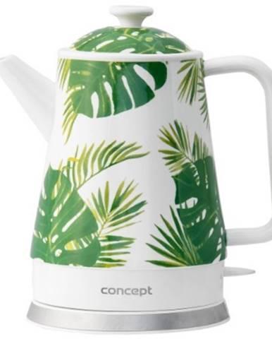 Rýchlovarná kanvica Concept RK0081, keramika, 1,5l