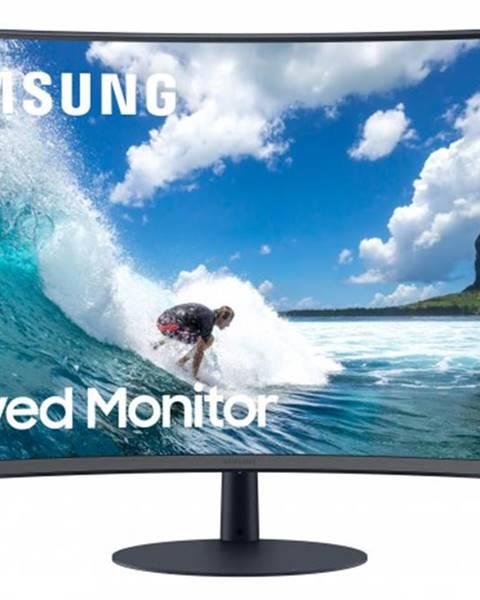 Samsung Monitor Samsung C27T550 + ZDARMA antivirus Bitdefender