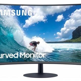 Monitor Samsung C27T550 + ZDARMA antivirus Bitdefender