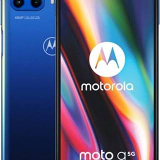 Mobilný telefón Motorola G 5G Plus 6 GB/128 GB, modrý