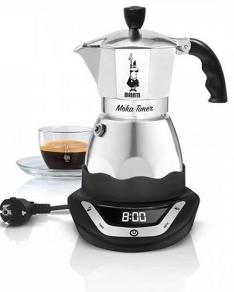 BIALETTI Moka kávovar Bialetti Moka Easy Timer 6