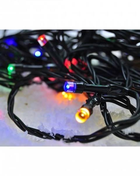 Solight Vianočné osvetlenie Solight 1V101M, LED, 8 funkcií, 10m