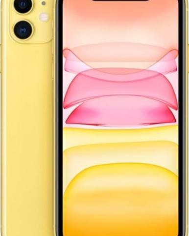 Mobilný telefón Apple iPhone 11 128GB, žltá