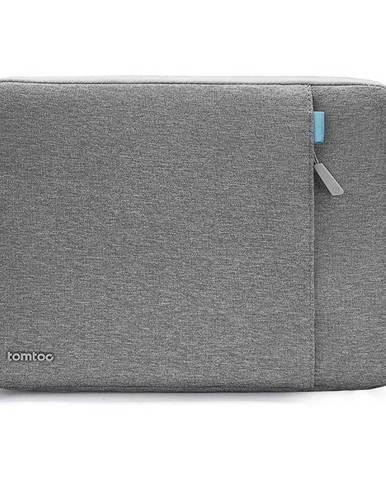 """Puzdro na notebook tomtoc Sleeve na 15,6"""" sivá"""