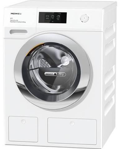 Práčka so sušičkou Miele WTW 870 WPM biela