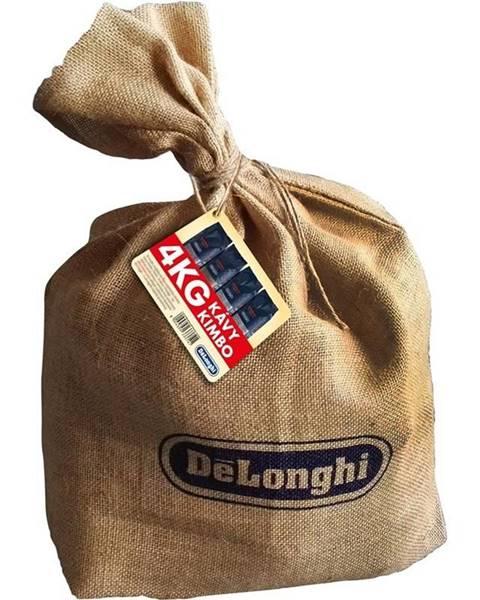 DeLonghi Káva zrnková DeLonghi Kimbo Juta pytel 4 kg