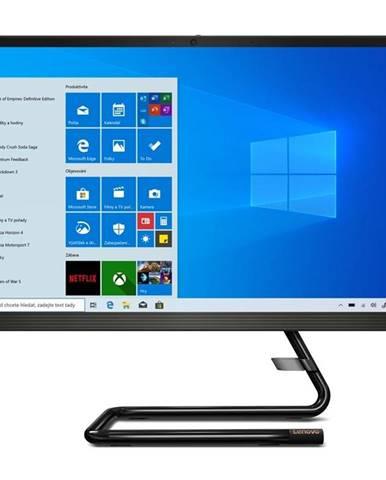 PC all in-one Lenovo IdeaCentre 3 22ADA05 čierny