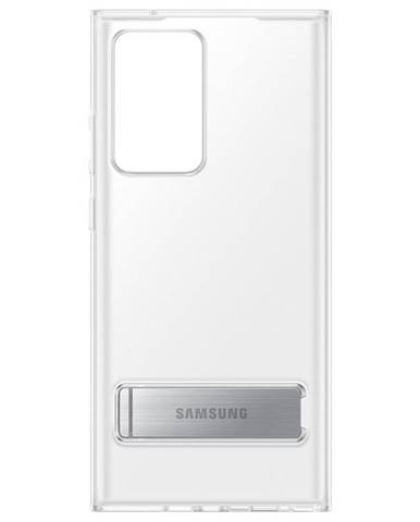 Kryt na mobil Samsung Clear Standing Cover na Galaxy Note20 Ultra