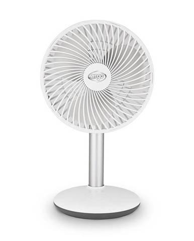Ventilátor stolový Argo 398200027 Orfeo biely