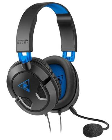Headset  Turtle Beach Recon 50 pro PS4 Pro/PS4 čierny/modrý