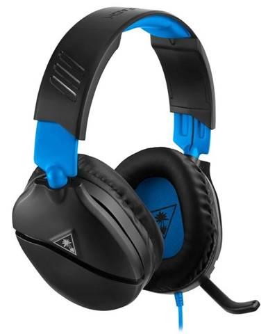 Headset  Turtle Beach Recon 70 pro PS4 Pro/PS4 čierny/modrý