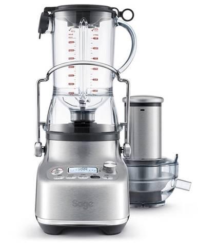 Odšťavovač s mixérom Sage SJB815 siv