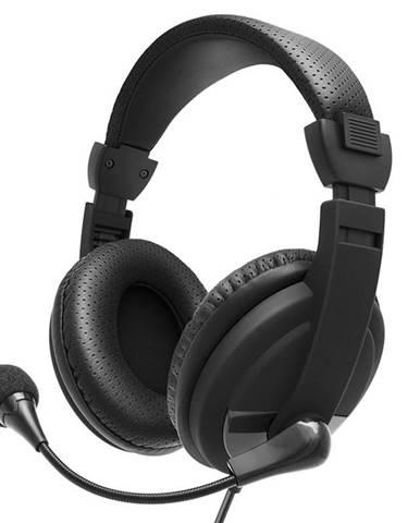 Headset  Niceboy Voice Intercom čierny