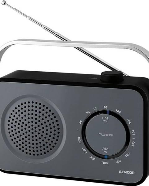 Sencor Rádioprijímač Sencor SRD 2100 čierny