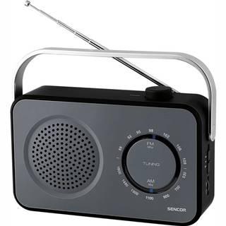 Rádioprijímač Sencor SRD 2100 čierny