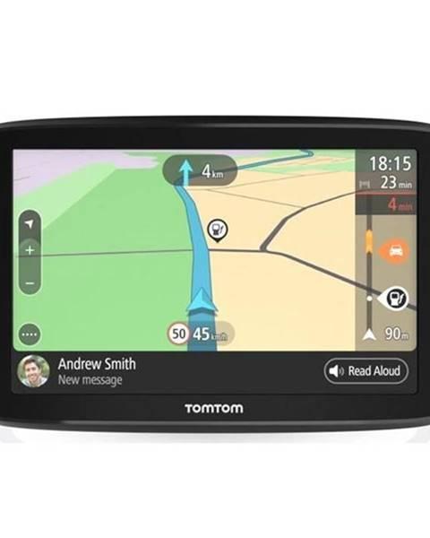 Tomtom Navigačný systém GPS Tomtom Go Basic 6 čierna