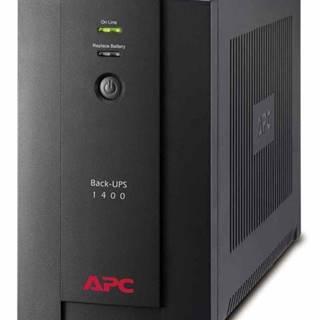 Záložný zdroj APC Back-UPS 1400VA