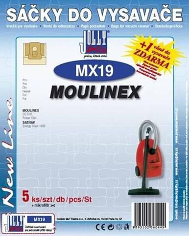 Sáčky pre vysávače Jolly MX 19