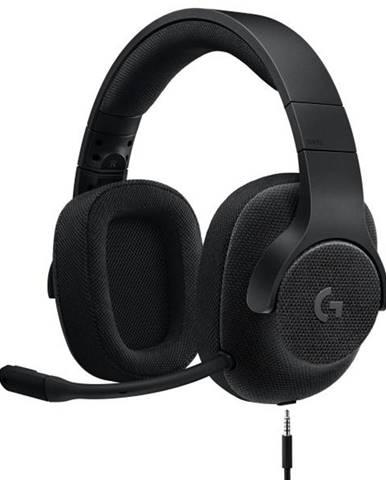Headset  Logitech Gaming G433 7.1 Surround čierny