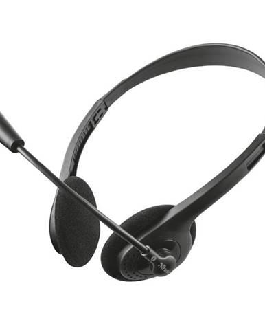 Headset  Trust Primo Chat Headset čierny