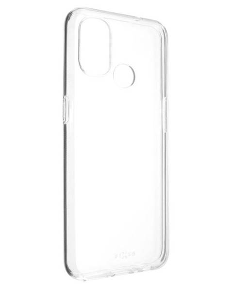FIXED Kryt na mobil Fixed na OnePlus Nord N100 priehľadný