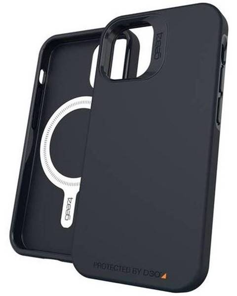 Gear4 Kryt na mobil Gear4 Rio Snap na Apple iPhone 12 Pro Max čierny