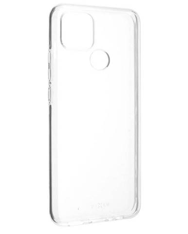 Kryt na mobil Fixed na Oppo A15 priehľadný