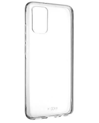 Kryt na mobil Fixed na Samsung Galaxy A02s priehľadný