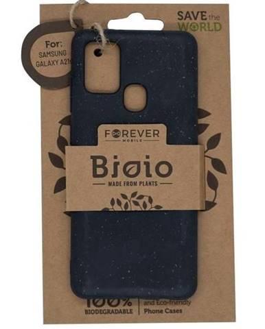 Kryt na mobil Forever Bioio na Samsung Galaxy A21s čierny