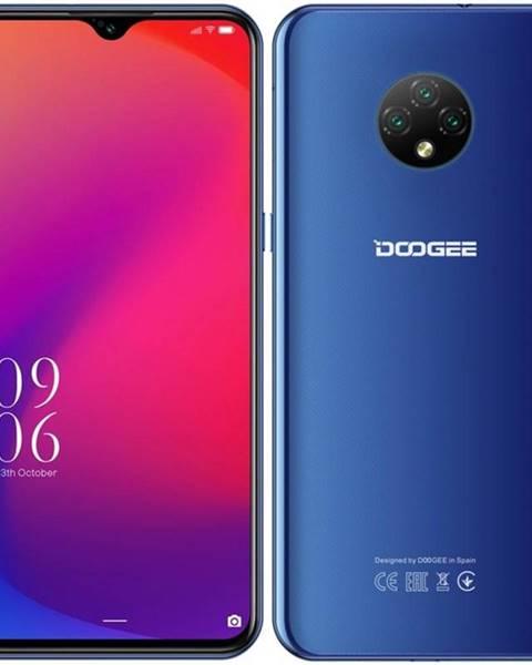 Doogee Mobilný telefón Doogee X95 PRO Dual SIM modrý