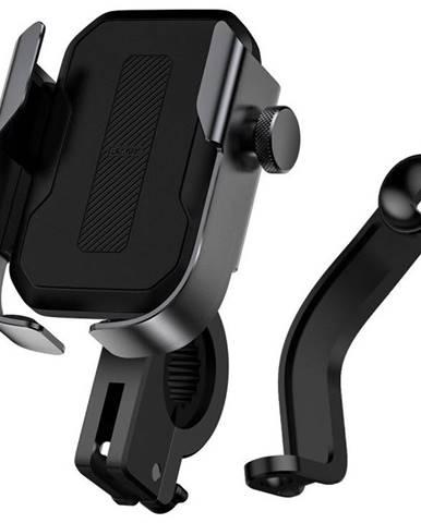Držiak na mobil Baseus Armor Motorcycle Holder čierny