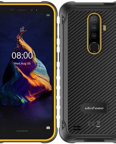 Mobilný telefón UleFone Armor X8 Dual SIM oranžový