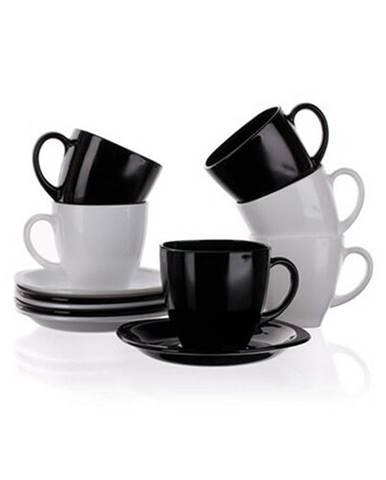 Carine 12-dielna kávová súprava,