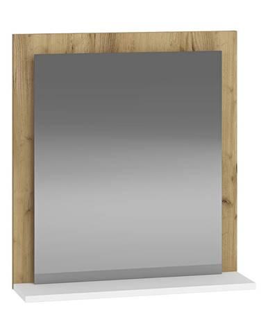 Baleta Z60 zrkadlo na stenu craft zlatý