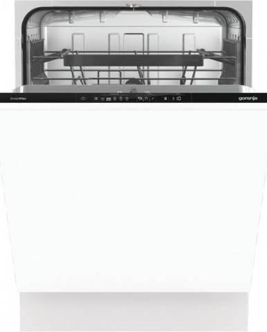 Vstavaná umývačka riadu Gorenje GV651D60 + dárek kapsle FINISH QUANTUM, 100ks